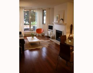 "Photo 2: 1B 2775 FIR Street in Vancouver: Fairview VW Condo for sale in ""STERLING COURT"" (Vancouver West)  : MLS®# V796291"