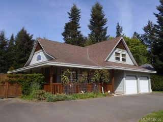 Photo 1: 1069 Forgotten Dr in PARKSVILLE: PQ Parksville House for sale (Parksville/Qualicum)  : MLS®# 639395