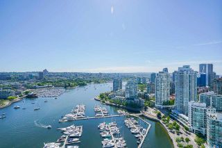 """Photo 32: 3807 1033 MARINASIDE Crescent in Vancouver: Yaletown Condo for sale in """"Quaywest"""" (Vancouver West)  : MLS®# R2585346"""