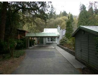 Main Photo: 1547 EDGEWATER Lane in North_Vancouver: Seymour House for sale (North Vancouver)  : MLS®# V640252