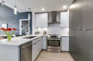 """Photo 8: 609 733 W 3RD Street in North Vancouver: Hamilton Condo for sale in """"THE SHORE"""" : MLS®# R2222279"""