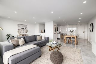 """Photo 4: 705 2445 W 3 Avenue in Vancouver: Kitsilano Condo for sale in """"Carriage House"""" (Vancouver West)  : MLS®# R2602059"""