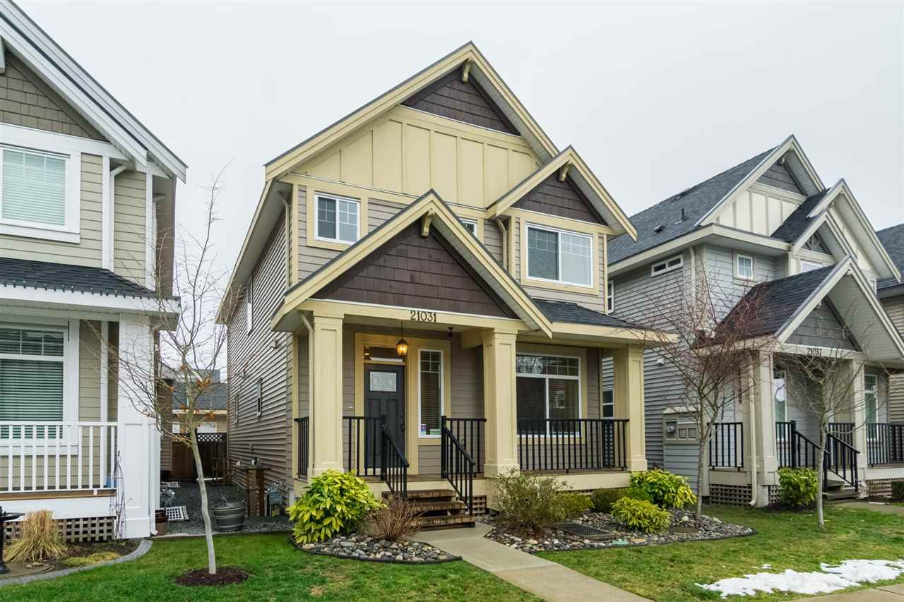 Main Photo: 21031 77 Avenue in Langley: Willoughby Heights House for sale : MLS®# R2249710