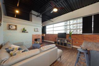 Photo 2: 301 10355 105 Street in Edmonton: Zone 12 Condo for sale : MLS®# E4225845