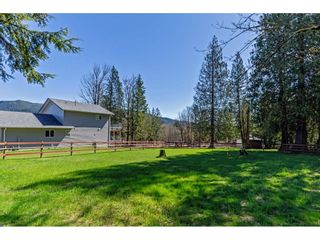 """Photo 30: 30886 DEWDNEY TRUNK Road in Mission: Stave Falls House for sale in """"Stave Falls"""" : MLS®# R2564270"""