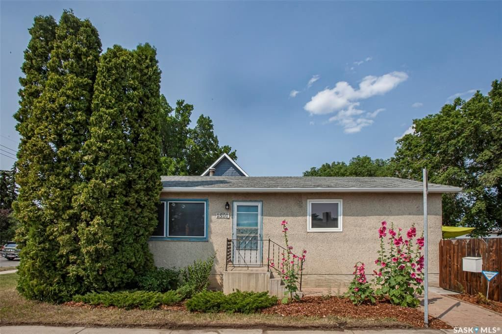 Main Photo: 1501 Central Avenue in Saskatoon: Forest Grove Residential for sale : MLS®# SK863820
