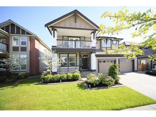 Main Photo: 19426 THORBURN Way in Pitt Meadows: South Meadows House for sale : MLS®# V950544