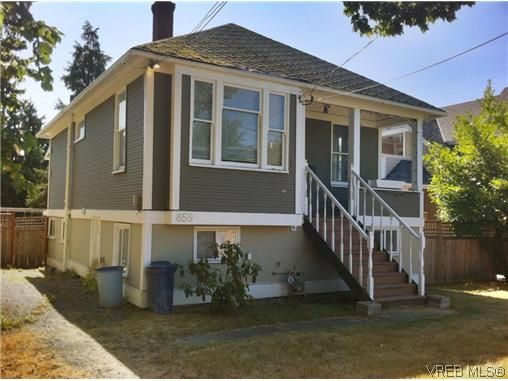 Main Photo: 859 Craigflower Rd in VICTORIA: Es Old Esquimalt House for sale (Esquimalt)  : MLS®# 584984