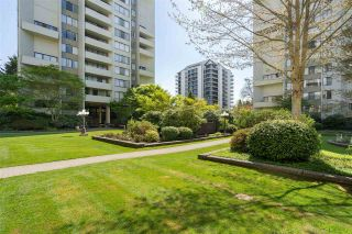 """Photo 28: 704 4200 MAYBERRY Street in Burnaby: Metrotown Condo for sale in """"TIMES SQUARE"""" (Burnaby South)  : MLS®# R2573278"""