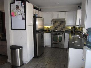 """Photo 5: 3 11458 232ND Street in Maple Ridge: Cottonwood MR Townhouse for sale in """"COLLEGE LANE"""" : MLS®# V1132006"""