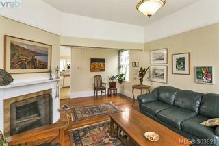 Photo 3: 1127 Chapman St in VICTORIA: Vi Fairfield West House for sale (Victoria)  : MLS®# 728825