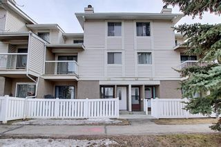 Photo 2: 140 3015 51 Street SW in Calgary: Glenbrook Row/Townhouse for sale : MLS®# A1092906