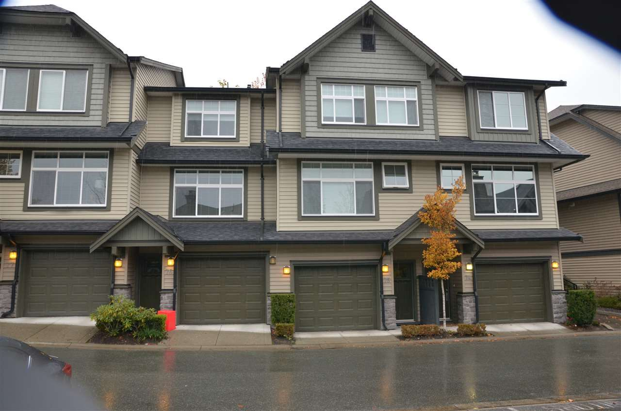 Main Photo: 75 13819 232 STREET in Maple Ridge: Silver Valley Townhouse for sale : MLS®# R2337906