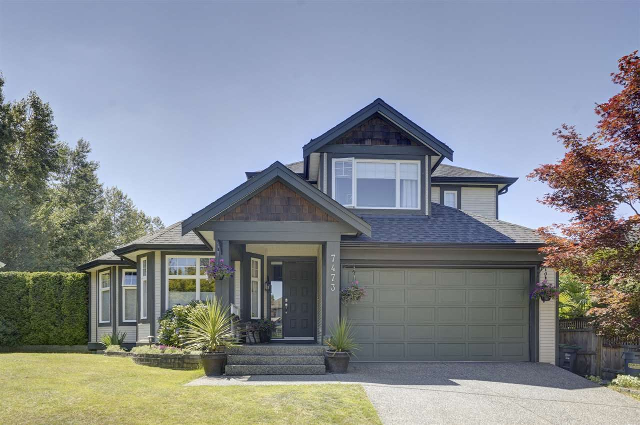 """Main Photo: 7473 147A Street in Surrey: East Newton House for sale in """"HARVEST WYNDE Chimney Heights"""" : MLS®# R2421310"""