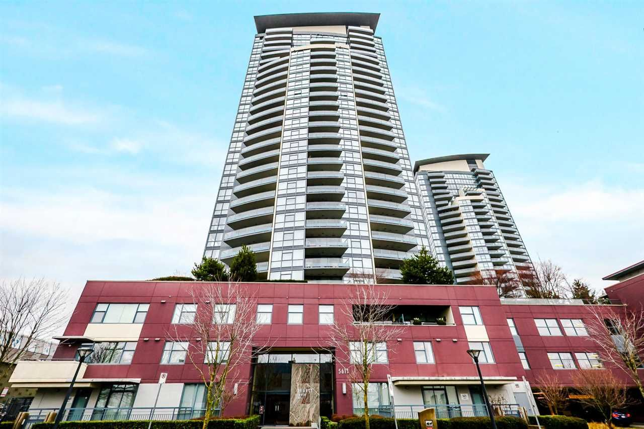 """Main Photo: 2001 5611 GORING Street in Burnaby: Central BN Condo for sale in """"LEGACY SOUTH"""" (Burnaby North)  : MLS®# R2028864"""