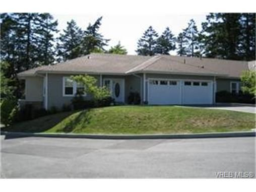 Photo 1: Photos:  in VICTORIA: VR Six Mile Row/Townhouse for sale (View Royal)  : MLS®# 433344