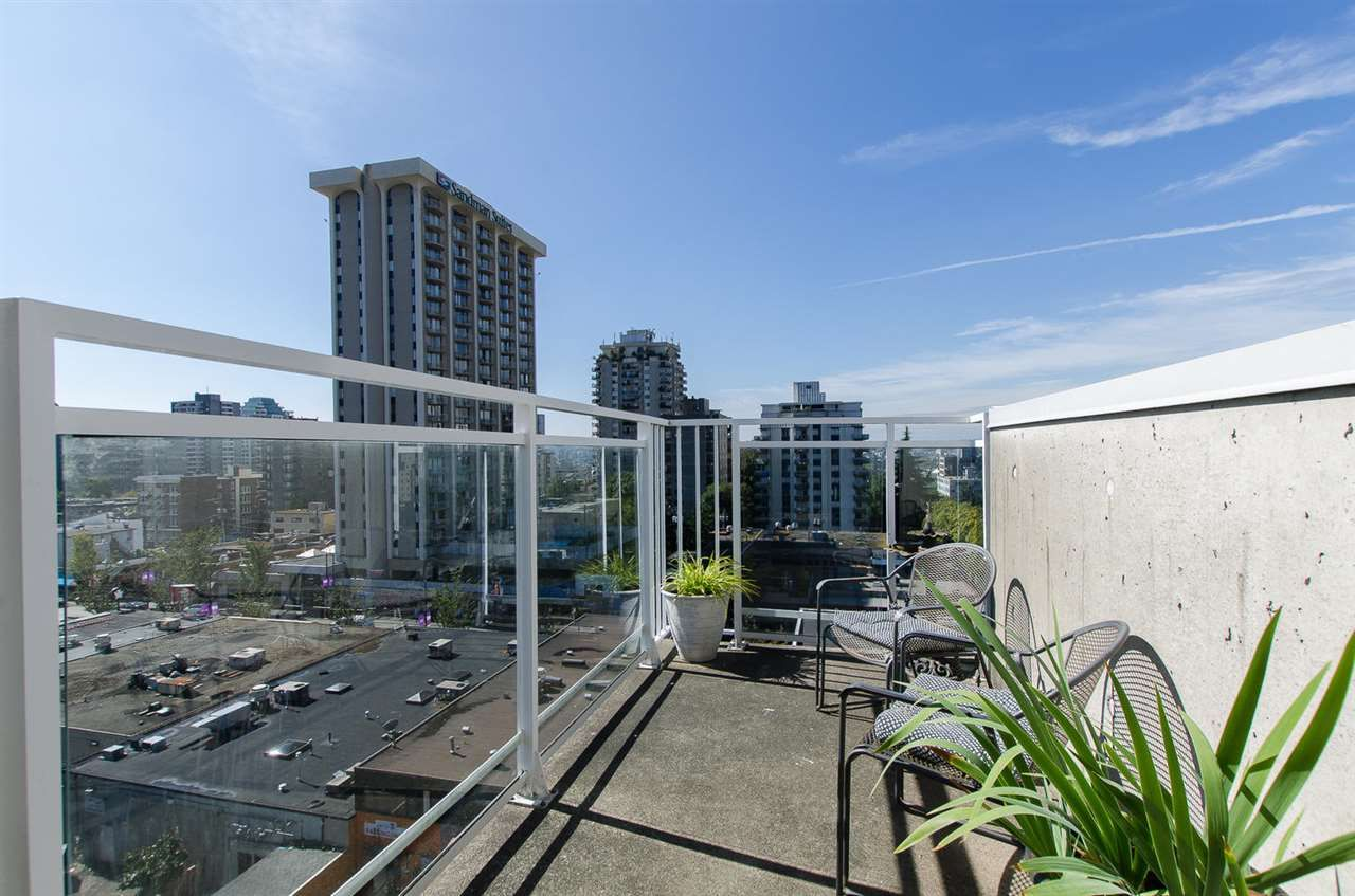 Photo 4: Photos: 802 1150 BUTE Street in Vancouver: West End VW Condo for sale (Vancouver West)  : MLS®# R2191092