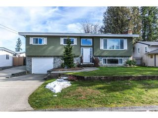 Photo 1: 2146 BAKERVIEW Street in Abbotsford: Abbotsford West House for sale : MLS®# R2244613
