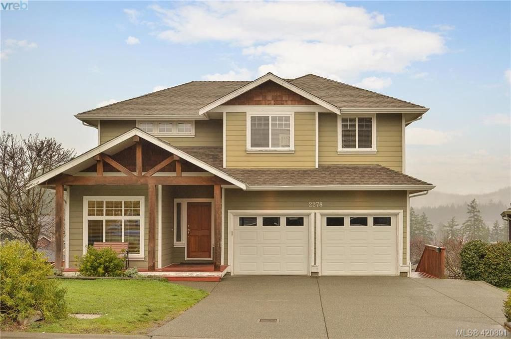 Main Photo: 2278 Setchfield Ave in VICTORIA: La Bear Mountain House for sale (Langford)  : MLS®# 833047