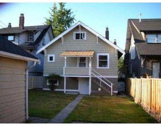 Photo 6: 946 W 20TH AV in Vancouver: Cambie House for sale (Vancouver West)  : MLS®# V555152