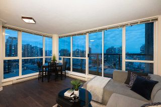 """Photo 2: 1905 1188 RICHARDS Street in Vancouver: Yaletown Condo for sale in """"PARK PLAZA"""" (Vancouver West)  : MLS®# R2508576"""
