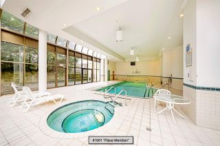 """Photo 32: 1001 5967 WILSON Avenue in Burnaby: Metrotown Condo for sale in """"Place Meridian"""" (Burnaby South)  : MLS®# R2555565"""