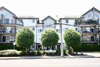 Photo 1: 306 32044 Old Yale Road in Abbotsford: Abbotsford West Condo for sale