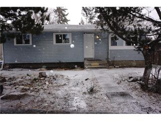 Photo 1: 1020 28 Street SE in Calgary: Albert Park/Radisson Heights House for sale : MLS®# C4101081