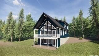 Photo 1: 8 Bear Ridge Road in Barrier Valley: Residential for sale (Barrier Valley Rm No. 397)  : MLS®# SK864108