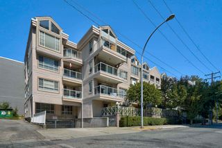 """Photo 28: 211 525 AGNES Street in New Westminster: Downtown NW Condo for sale in """"AGNES TERRACE"""" : MLS®# R2606331"""