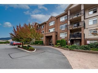 """Photo 3: 211 45753 STEVENSON Road in Chilliwack: Sardis East Vedder Rd Condo for sale in """"Park Place II"""" (Sardis)  : MLS®# R2613313"""