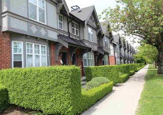 Photo 12: 5637 WILLOW STREET in Vancouver: Cambie Townhouse for sale (Vancouver West)  : MLS®# R2174798