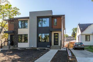 Photo 1:  in Edmonton: Zone 19 House Half Duplex for sale : MLS®# E4264063