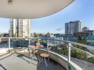 """Photo 17: 804 719 PRINCESS Street in New Westminster: Uptown NW Condo for sale in """"STIRLING PLACE"""" : MLS®# R2432360"""