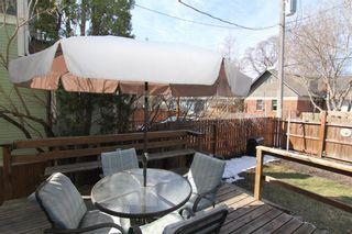 Photo 38: 196 Aubrey Street in Winnipeg: Wolseley Residential for sale (5B)  : MLS®# 202105408