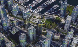 "Photo 5: 2301 555 JERVIS Street in Vancouver: Coal Harbour Condo for sale in ""HARBOURSIDE PARK II"" (Vancouver West)  : MLS®# R2624251"