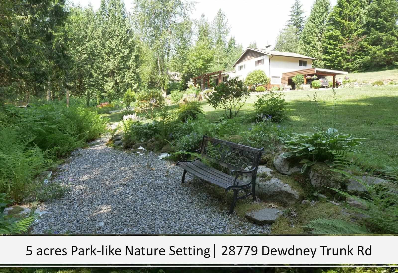 Photo 7: Photos: 28779 DEWDNEY TRUNK Road in Maple Ridge: Northeast House for sale : MLS®# R2597212
