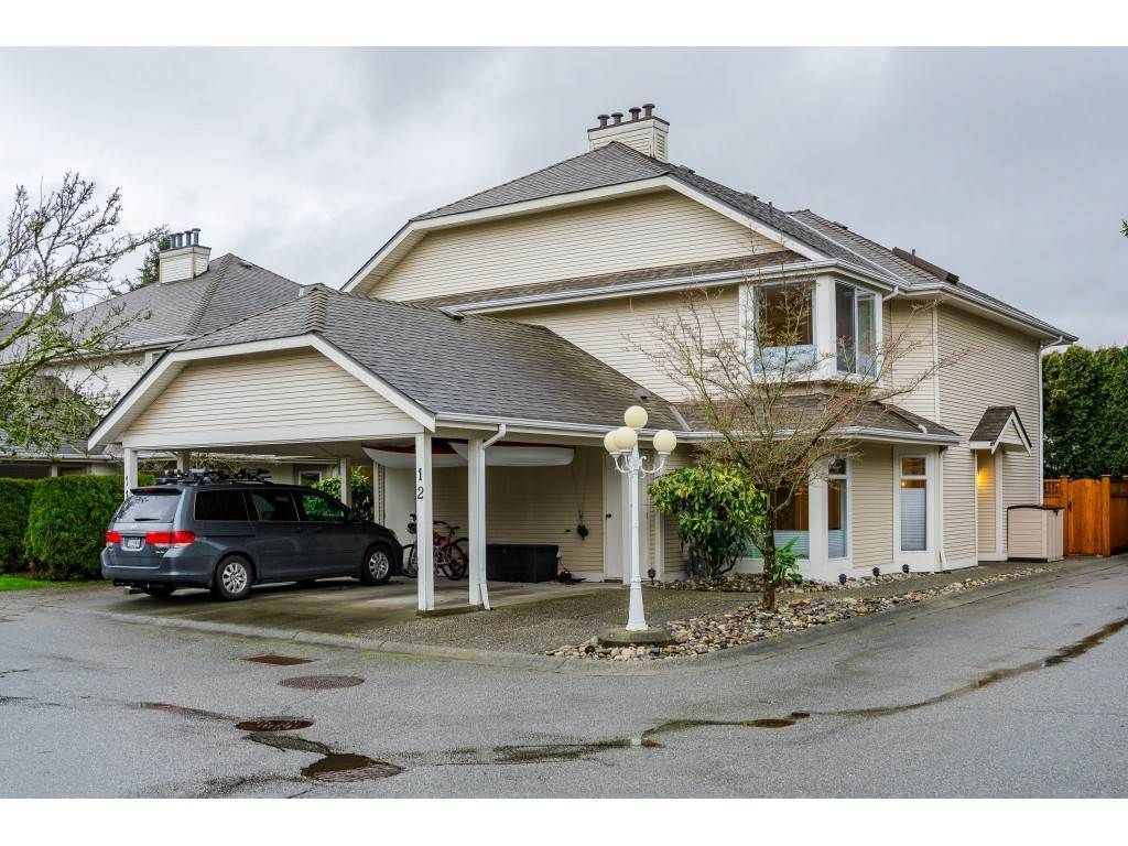"Main Photo: 12 4695 53 Street in Delta: Delta Manor Townhouse for sale in ""Maple Grove"" (Ladner)  : MLS®# R2532242"