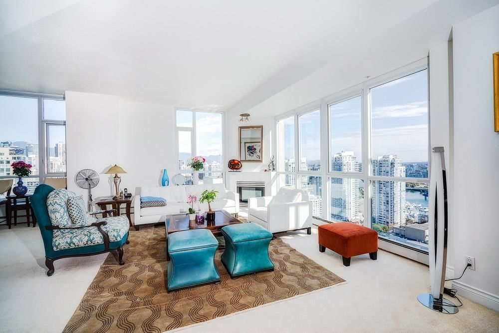 """Main Photo: 3203 388 DRAKE Street in Vancouver: Yaletown Condo for sale in """"YALETOWN"""" (Vancouver West)  : MLS®# R2625349"""
