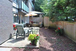 Photo 11: 110 1750 MAPLE STREET in : Vancouver West Condo for sale : MLS®# R2093206