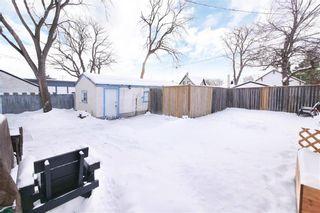 Photo 24: 334 Ottawa Avenue in Winnipeg: East Kildonan Residential for sale (3A)  : MLS®# 202107576