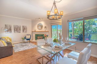 """Photo 1: 4 8311 SAUNDERS Road in Richmond: Saunders Townhouse for sale in """"Heritage Park"""" : MLS®# R2603000"""