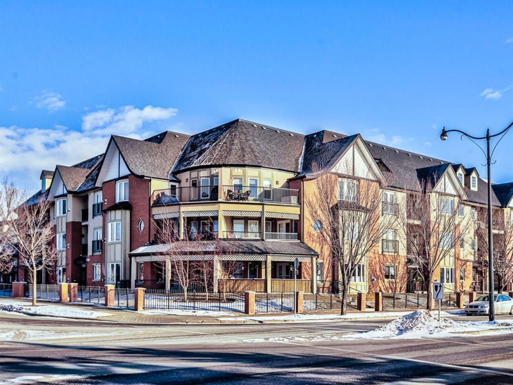 Main Photo: 1119 48 Inverness Gate SE in Calgary: McKenzie Towne Apartment for sale : MLS®# A1065063