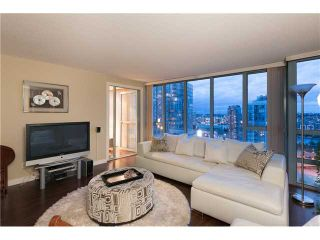 Photo 6: # 2301 950 CAMBIE ST in Vancouver: Yaletown Condo for sale (Vancouver West)  : MLS®# V1073486
