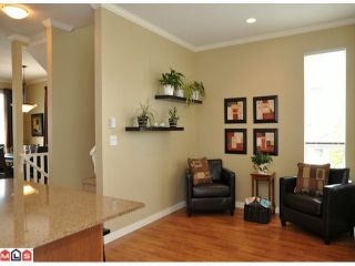 """Photo 5: 50 16789 60TH Avenue in Surrey: Cloverdale BC Townhouse for sale in """"Laredo"""" (Cloverdale)  : MLS®# F1014213"""