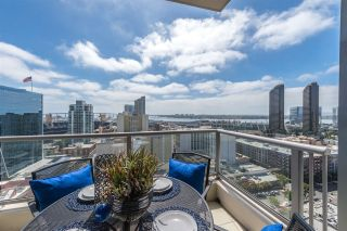 Photo 1: DOWNTOWN Condo for sale : 2 bedrooms : 575 6th Ave #1704 in San Diego