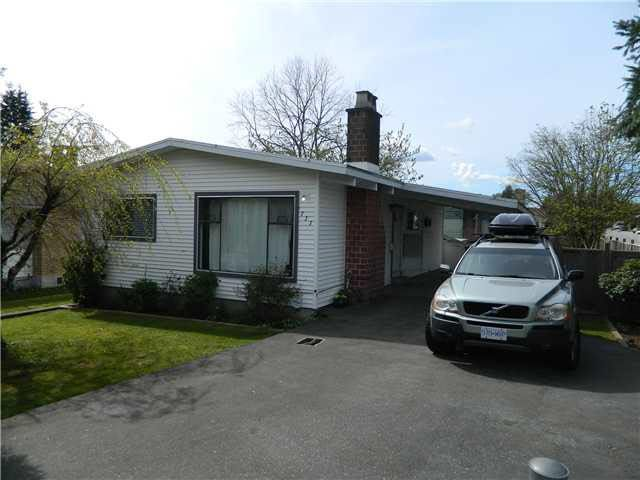 Main Photo: 7725 Grand Street Mission BC in Mission: Mission BC House for sale : MLS®# F1437882
