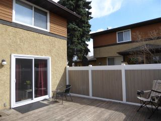 Photo 24: 140 Woodborough Way NW in Edmonton: Zone 35 Townhouse for sale : MLS®# E4240831