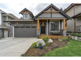 "Photo 1: 11053 BUCKERFIELD Drive in Maple Ridge: Cottonwood MR House for sale in ""WYNNRIDGE"" : MLS®# R2192580"