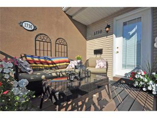Photo 2: 1730 21 Avenue SW in CALGARY: Bankview Townhouse for sale (Calgary)  : MLS®# C3503737